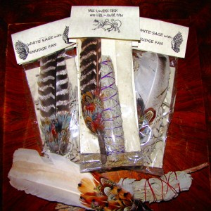Sage and Smudge Kits - SOLD OUT